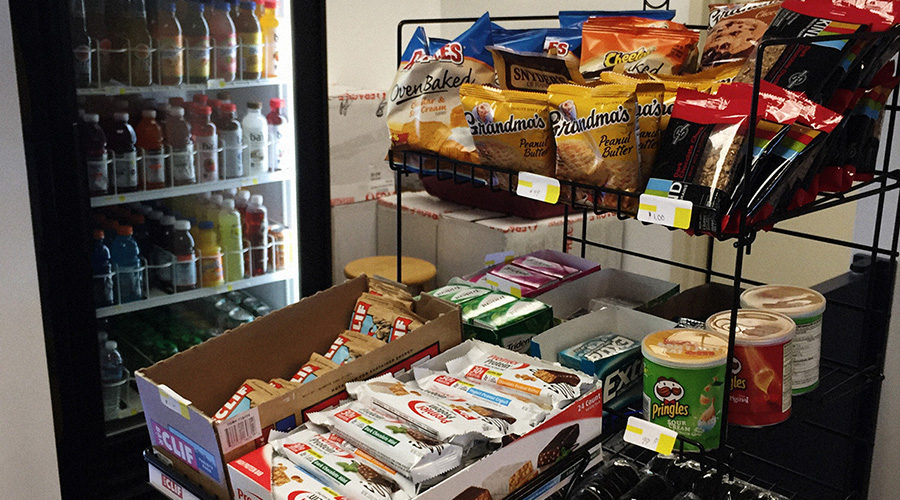 Low on blood sugar? We have plenty of snacks to get you through.